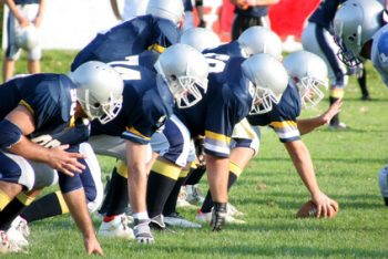 アメリカンフットボールのための筋力トレーニング