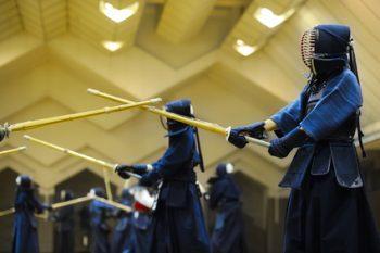 剣道のための筋力トレーニング